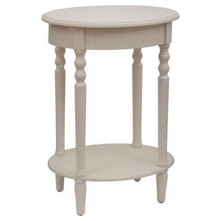 Maison Rouge Provins Oval Accent Table