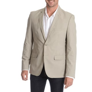 Daniel Hechter Men's Sand Garment Wash Sport Coat