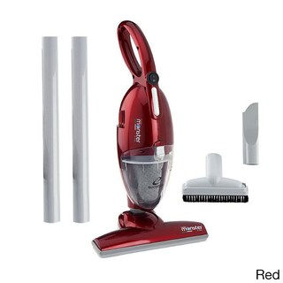 Euroflex HO58 Hand/Stick Vacuum Monster 550-watt Cyclonic Heavy-Duty (Refurbished) (Option: Red)