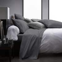 Luxurious Microfiber Ultra Soft and Wrinkle-free Solid 4 Piece Sheet Set