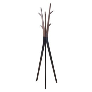 Santa Clara coat rack, made of Chinese maple solid wood. Designerstructure