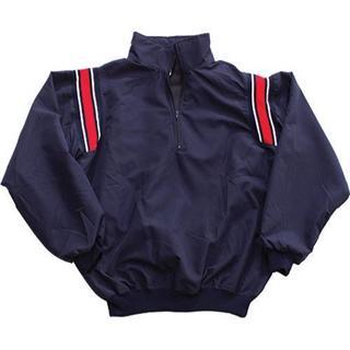 Men's 3N2 Umpire Half-Zip Jacket Navy Blue