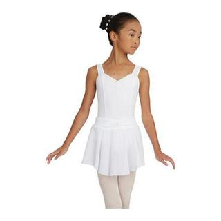 Girls' Capezio Dance Pull On Georgette Skirt White|https://ak1.ostkcdn.com/images/products/10321172/P17432179.jpg?impolicy=medium