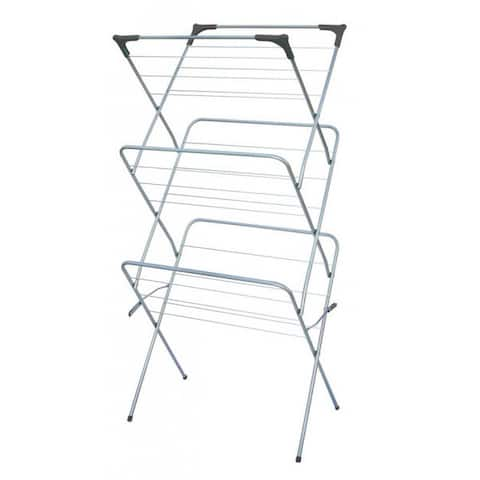Sunbeam 3-tier Metal Clothes Drying Rack