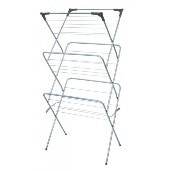 Sunbeam 3 Tier Metal Clothes Drying Rack Free Shipping Today 10324184