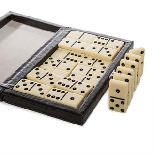 The Line 'Em Up Domino Set