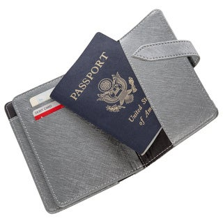 Worldly Passport Holder