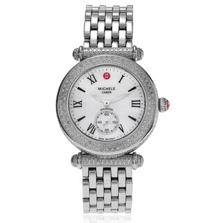Michele Women's 'Caber' (TDW) MWW16A000054 Link Watch