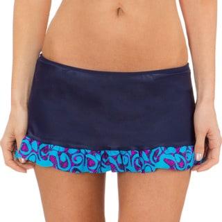 Mazu Swim Flora Primitiva Ruffle Flounce Skirt