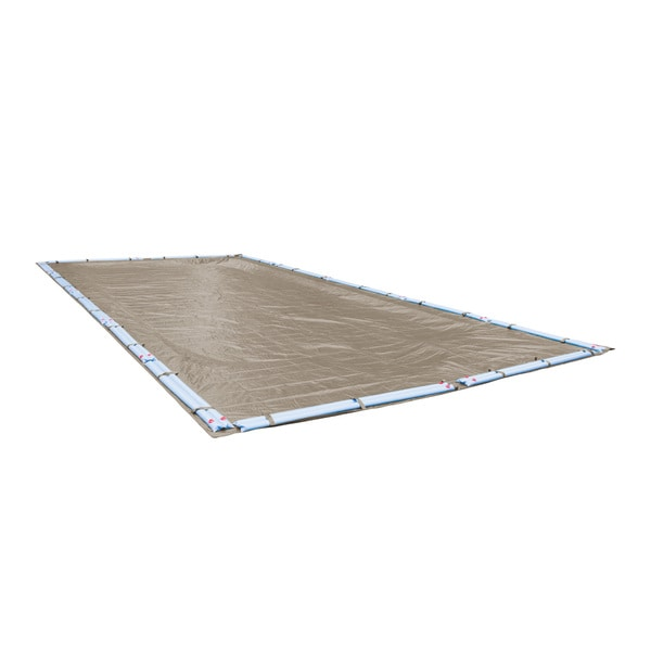 Pool Mate Sandstone In-Ground Winter Pool Cover