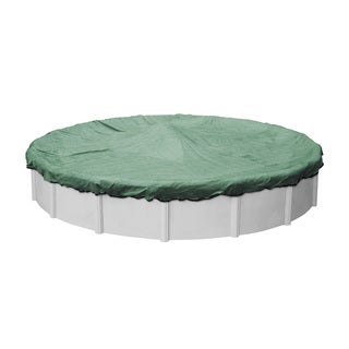 Pool Mate Extreme-Mesh Above Ground Winter Pool Cover for Round Pools
