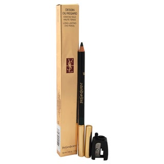 Yves Saint Laurent Dessin Du Regard Deepest Green Long Lasting Eye Pencil