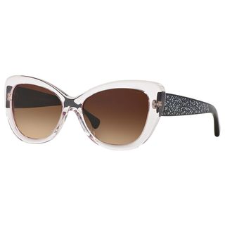 Coach Women's HC8143B L120 531513 Plastic Cat Eye Sunglasses