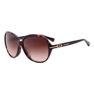 Coach Women's HC8118F L589 Bailey 500113 Plastic Round Sunglasses
