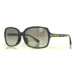 Coach Women's HC8116F L587 Blair 500211 Plastic Rectangle Sunglasses