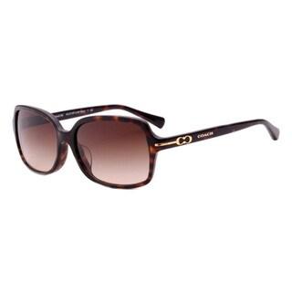 Coach Women's HC8116F Sunglasses