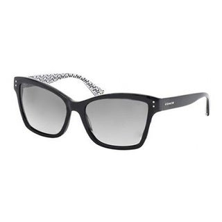 Coach Women's HC8107 L084 Archie 521411 Plastic Cat Eye Sunglasses
