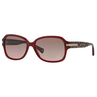 Coach Women's HC8105 L082 Amber 523614 Sunglasses