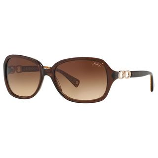 Coach Women's HC8019 Beatrice 503513 Sunglasses