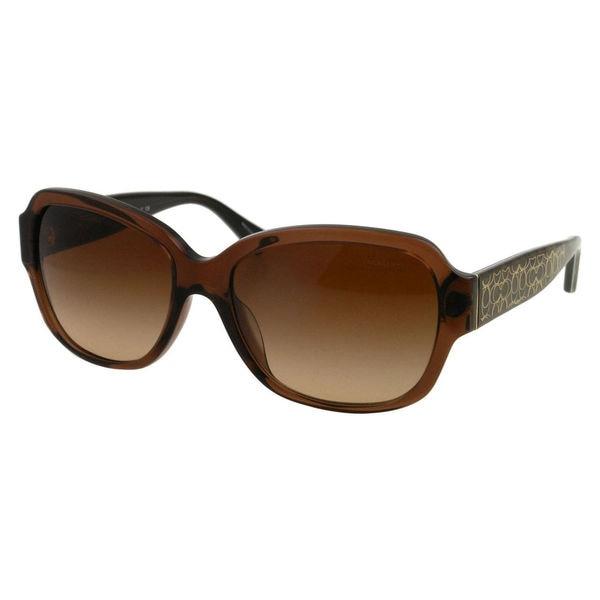 da0b2c91ee6 ... ireland coach womenx27s hc8036f l518 pamela 507313 sunglasses brown  c5ff6 59d76