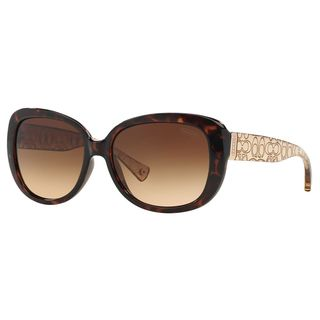 Coach Women's HC8076 L067 Laurin 515213 Sunglasses