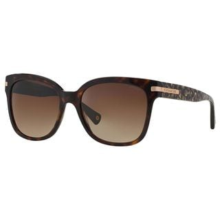 Coach Women's HC8103 L080 Alfie 522713 Sunglasses