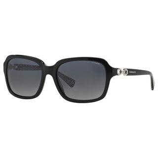 Coach Women's HC8104 L081 Ashley 5214T3 Sunglasses