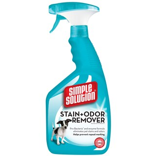 Simple Solution Stain and Odor Remover Spray