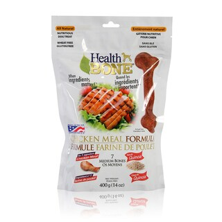 Health Bone Chicken Bone Treat - Multi