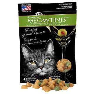 Meowtinis White Fish Cat Treats