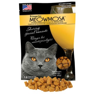 Meowmosa Salmon Cat Treats