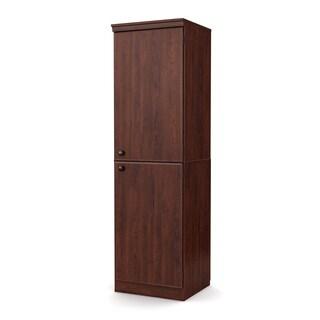 South Shore Morgan Narrow Storage Cabinet