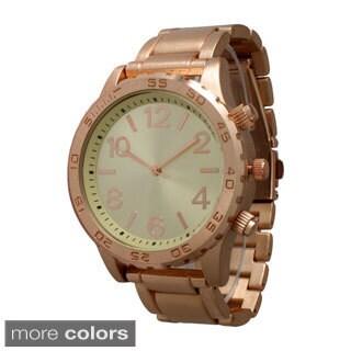Olivia Pratt Women's Rotating Tachymeter Bezel Bracelet Watch