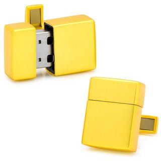 Cufflinks Inc.Yellow 8GB USB Flash Drive Cufflinks