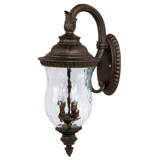 Capital Lighting Ashford Collection 2-light Tortoise Outdoor Wall Lantern