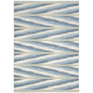 Barclay Butera Malika Frost Area Rug by Nourison (7'9 x 10'10)