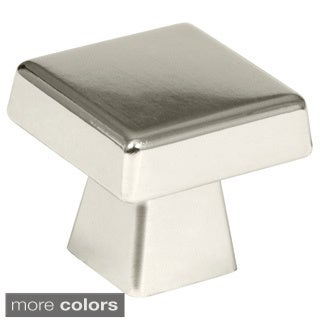 Amerock Blackrock Oversize 1.5-inch Black Bronze Cabinet Knob (Pack of 5)