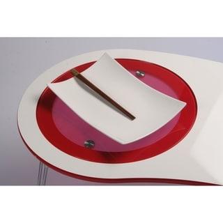 Vanilla Fare Serving Plate (Set of 2)