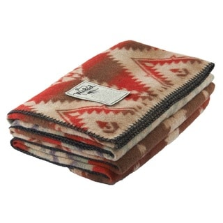 Woolrich Roaring Branch Red Throw