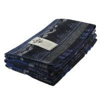 Woolrich Black Forest Jacquard Throw