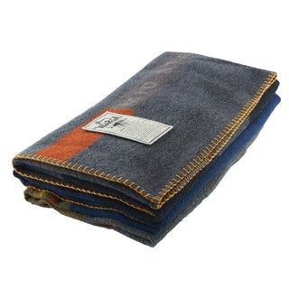 Woolrich Mid State Trail Jacquard Throw