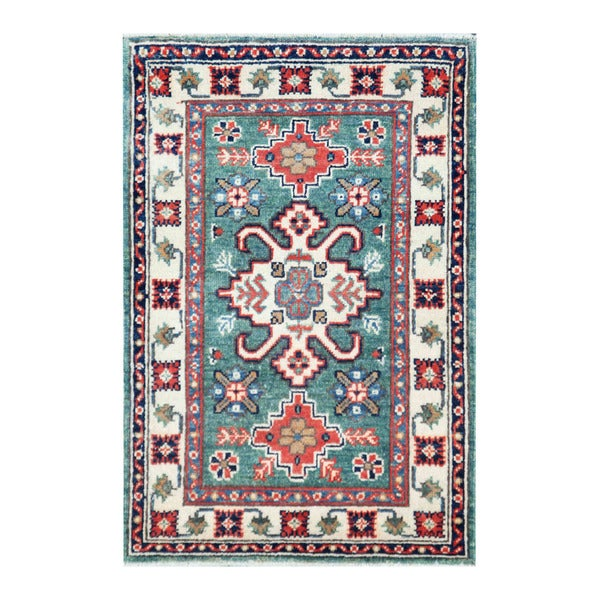 Shop Herat Oriental Afghan Hand-knotted Tribal Vegetable