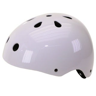 Ventura White Freestyle Helmet
