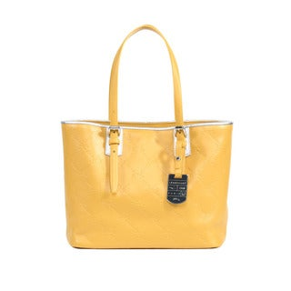 Longchamp Sunshine LM Cuir Small Shoulder Tote