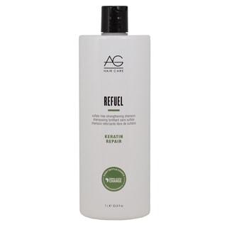 AG Hair 33.8-ounce Refuel Sulfate-Free Shampoo