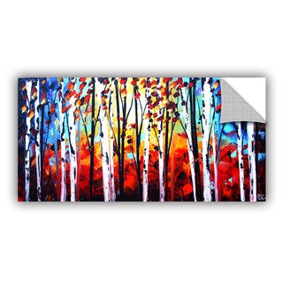 ArtWall Jolina Anthony 'Autumn ' Art Appealz Removable Wall Art
