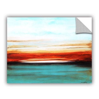ArtWall Jolina Anthony  'Sunset ' Art Appealz Removable Wall Art