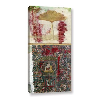 ArtWall Elena Ray ' Buddha -2 ' Gallery-Wrapped Canvas