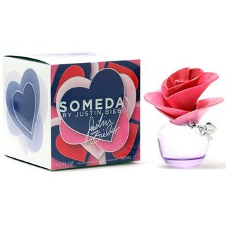 Justin Bieber Someday Women's 1.7-ounce Eau de Parfum Spray