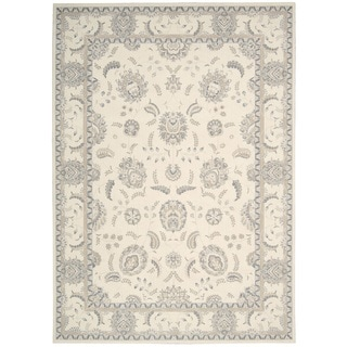 Nourison Persian Empire Bone Rug (5'3 x 7'5)